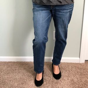 AEO Vintage High Rise button fly